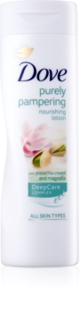 Dove Purely Pampering Pistachios And Magnolia Body Lotion