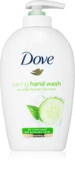 Dove Go Fresh Cucumber & Green Tea jemné tekuté mydlo na ruky