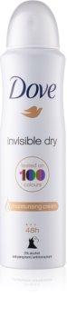 Dove Invisible Dry antitranspirante em spray 48 h