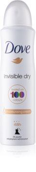 Dove Invisible Dry spray anti-transpirant 48h