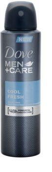 Dove Men+Care Cool Fresh Anti - Perspirant Deodorant Spray 48h