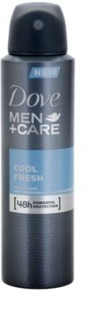 Dove Men+Care Cool Fresh deodorant spray antiperspirant 48 de ore