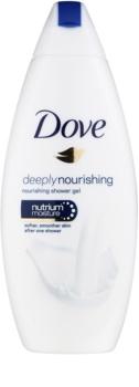 Dove Deeply Nourishing gel de douche nourrissant
