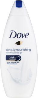 Dove Deeply Nourishing hranilni gel za prhanje
