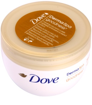 Dove DermaSpa Goodness³ Body Cream for Soft and Smooth Skin