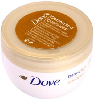 Dove DermaSpa Goodness³ tělový krém pro jemnou a hladkou pokožku