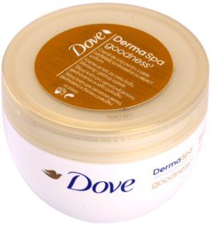 Dove DermaSpa Goodness³ крем для тіла для ніжної і гладенької шкіри