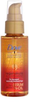 Dove Advanced Hair Series Regenerate Nourishment regeneracijski oljast serum za zelo poškodovane lase