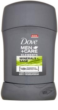 Dove Men+Care Elements antitranspirante 48 h
