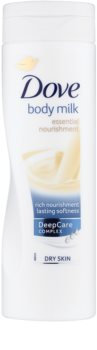 Dove Essential Nourishment leche corporal para pieles secas