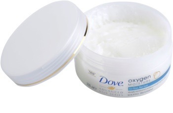 Dove Advanced Hair Series Oxygen Moisture mélyhidratáló maszk hajra hajra