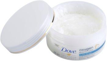 Dove Advanced Hair Series Oxygen Moisture tiefenwirksame feuchtigkeitsspendende Maske für das Haar