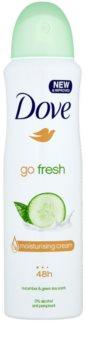 Dove Go Fresh Fresh Touch Antitranspirant Deospray 48h