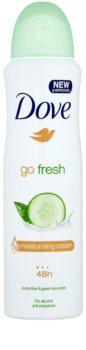 Dove Go Fresh Fresh Touch déodorant anti-transpirant en spray 48h