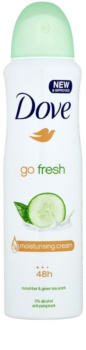 Dove Go Fresh Fresh Touch deodorant antiperspirant ve spreji 48h