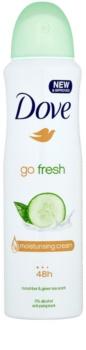 Dove Go Fresh Fresh Touch deodorante antitraspirante in spray 48 ore