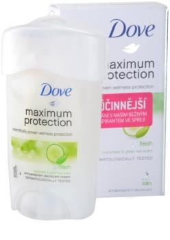 Dove Go Fresh Maximum Protection Antitranspirant-Creme 48h