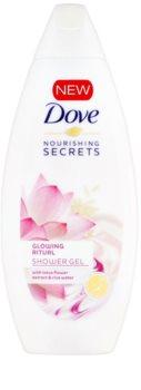 Dove Nourishing Secrets Glowing Ritual gel de dus