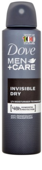 Dove Men+Care Invisble Dry spray anti-perspirant 48 de ore