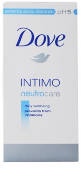 Dove Intimo Neutrocare gel de ducha para la higiene íntima