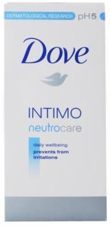 Dove Intimo Neutrocare gel de duche para higiene íntima