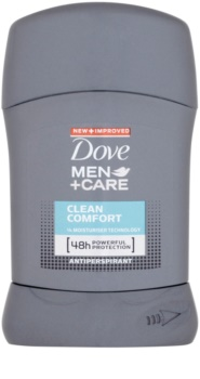 Dove Men+Care Clean Comfort antitraspirante solido 48 ore