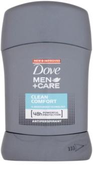 Dove Men+Care Clean Comfort festes Antitranspirant 48 Std.
