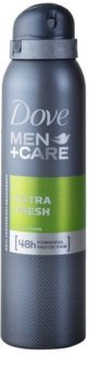 Dove Men+Care Extra Fresh deodorant antiperspirant ve spreji 48h