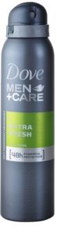 Dove Men+Care Extra Fresh desodorizante antitranspirante em spray 48 h