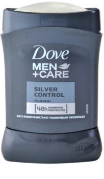 Dove Men+Care Silver Control izzadásgátló stift 48h