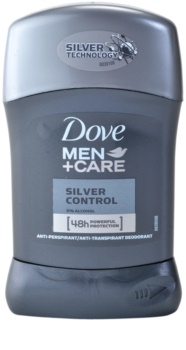 Dove Men+Care Silver Control твердий антиперспірант 48 годин