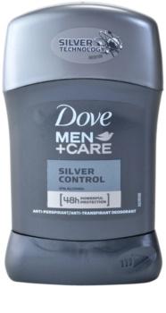 Dove Men+Care Silver Control festes Antitranspirant 48h