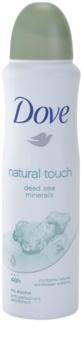 Dove Natural Touch deodorant antiperspirant ve spreji