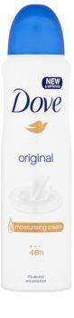Dove Original antiperspirant in dezodorant v pršilu 48 ur