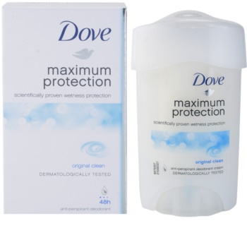 Dove Original Maximum Protection antitranspirante cremoso