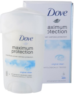 Dove Original Maximum Protection krémový antiperspirant