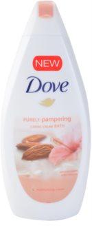 Dove Purely Pampering Almond pěna do koupele