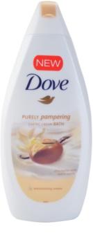 Dove Purely Pampering Shea Butter pěna do koupele