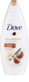 Dove Purely Pampering Shea Butter gel doccia nutriente