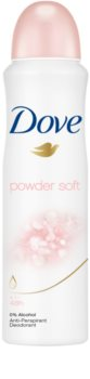 Dove Powder Soft spray anti-perspirant