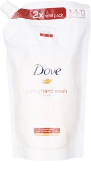 Dove Silk Fine Vloeibare Handzeep Navulling