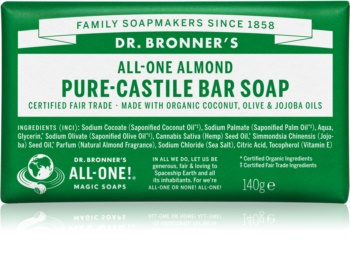 Dr. Bronner's Almond săpun solid