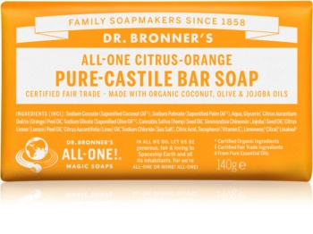 Dr. Bronner's Citrus & Orange trdo milo