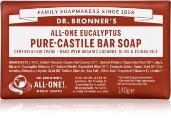 Dr. Bronner's Eucalyptus savon solide