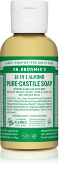 Dr. Bronner's Almond Universal Liquid Soap