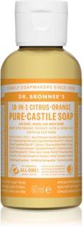 Dr. Bronner's Citrus & Orange рідке універсальне мило