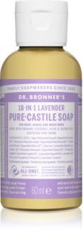 Dr. Bronner's Lavender savon liquide universel