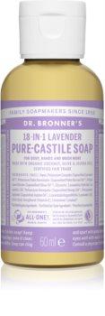 Dr. Bronner's Lavender tekoče univerzalno milo