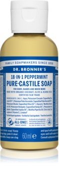 Dr. Bronner's Peppermint Universal Liquid Soap