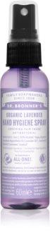 Dr. Bronner's Lavender bezoplachový čistiaci sprej na ruky